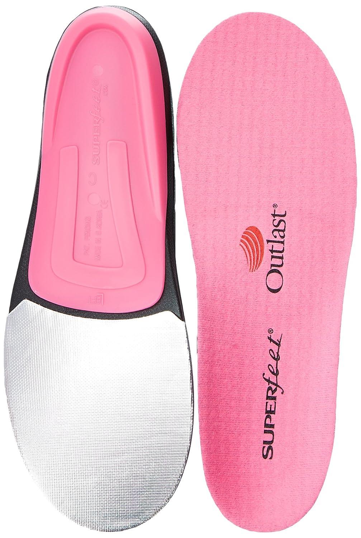 Superfeet hotPINK Warmth & Performance Insoles Hot Pink Premium-W