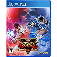 Street Fighter V: Champion Edition - Complete Edition - PlayStation 4