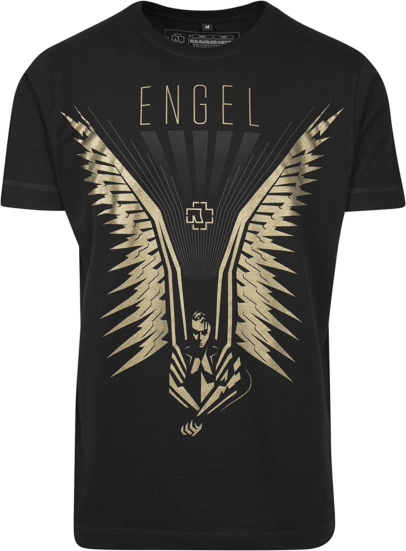 ANGEL WINGS black Rammstein Shirt