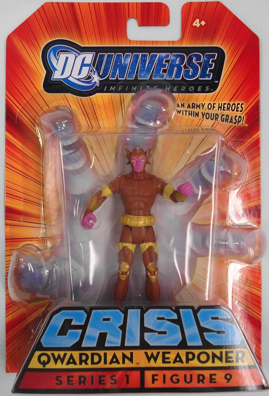 DC Universe Infinite Heroes Qwardian Soldier Mattel N1751