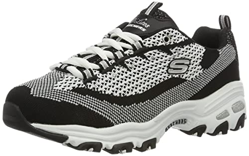 Skechers - D'Lites Reinvention 11955 - Gray White, Tamaño:EUR 39