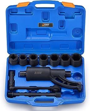1 Drive L Type Socket Wrench Power Breaker Bar for HGV Use Length 750mm