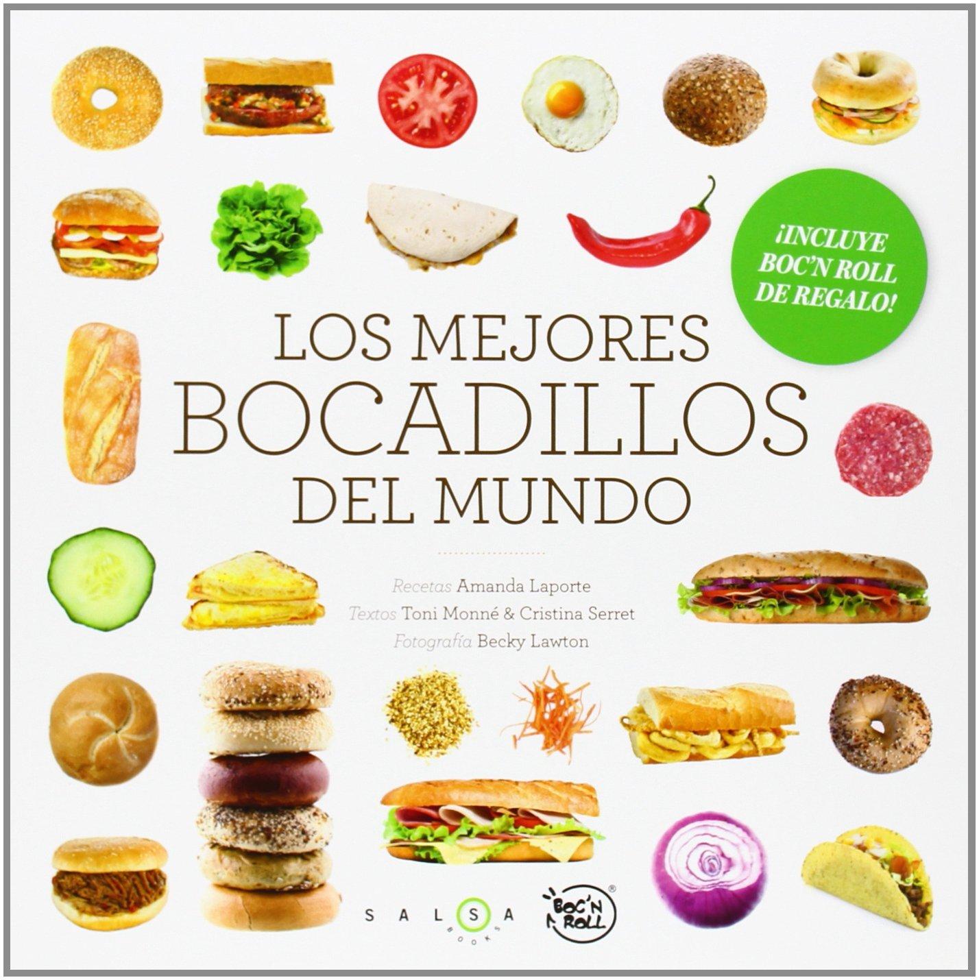 Los mejores bocadillos del mundo: Autores varios: 9788415193265: Amazon.com: Books