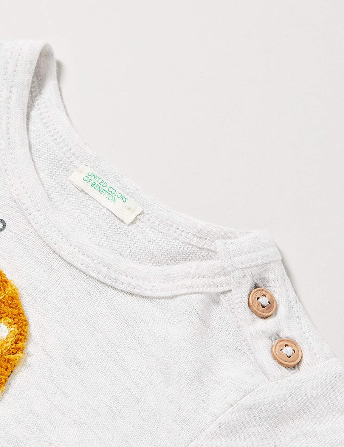 United Colors of Benetton Baby Boys T-Shirt Kniited Tank Top