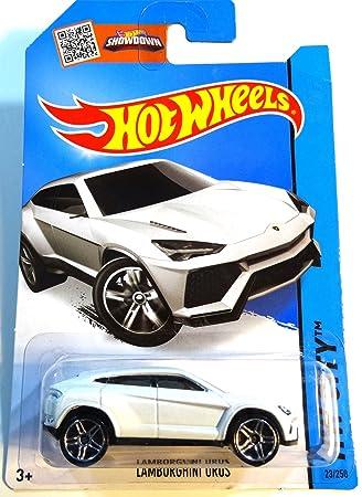 Buy Hot Wheels Hw City Lamborghini Urus White Die Cast Vehicle