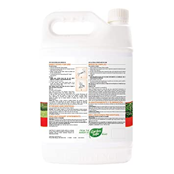 Amazon.com : Liquid Fence Dog & Cat Repellent Ready-to-Use, 1-Gallon : Garden & Outdoor