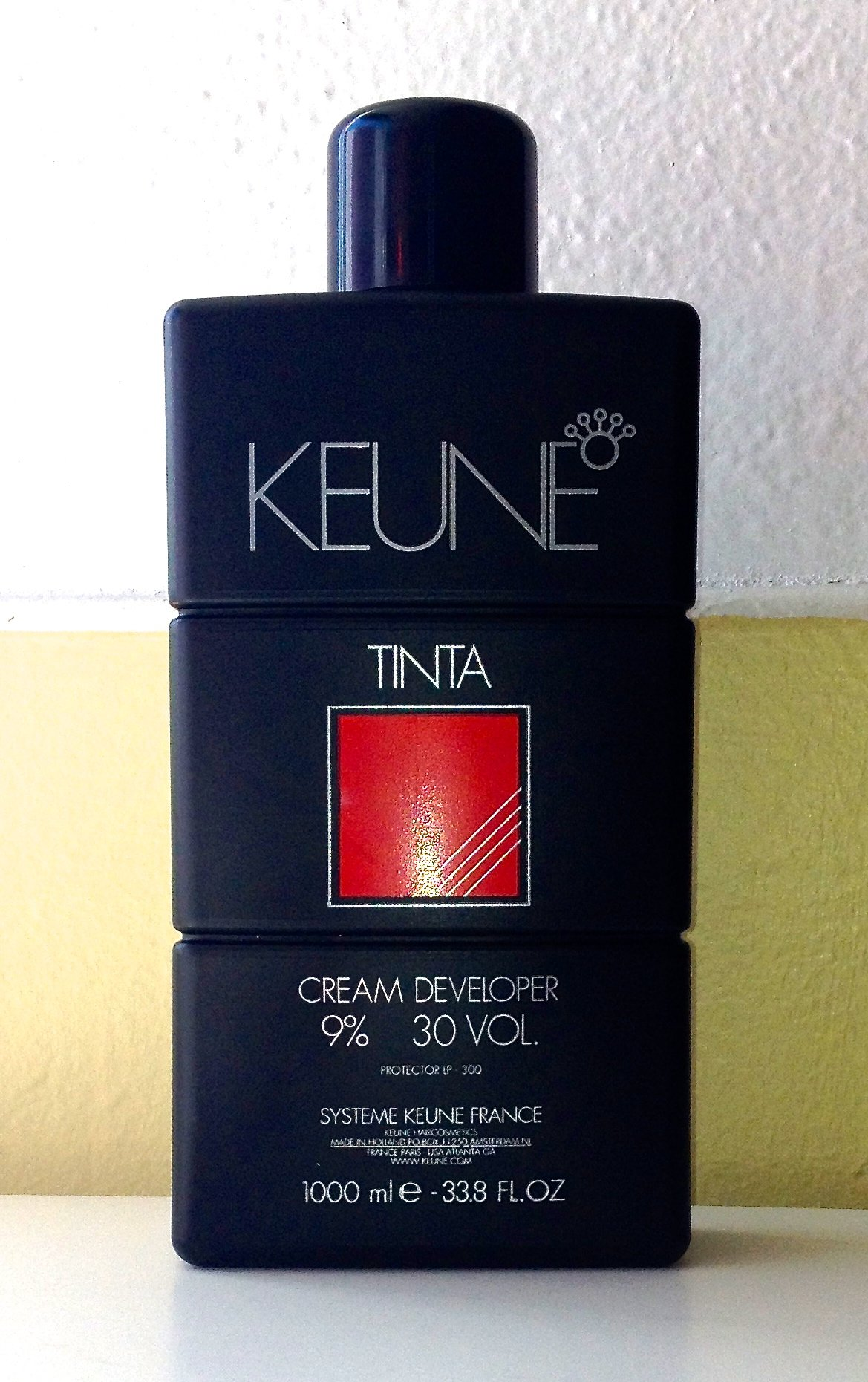 Keune Tinta Creme Developer 33.8oz