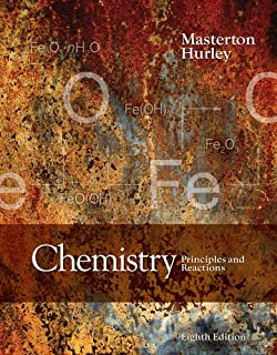 635ea15a14 Chemistry: Principles and Reactions: William L. Masterton, Cecile N ...