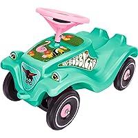 BIG Spielwarenfabrik- Big-Bobby-Car-Classic Tropic Flamingo, Color Rosa Turquesa.