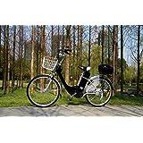 """UNISEX Electric Bike, Bicycle 250 W Motor, Aluminium frame, 26"""" Wheels City E-bike Hybrid Road Bike"""