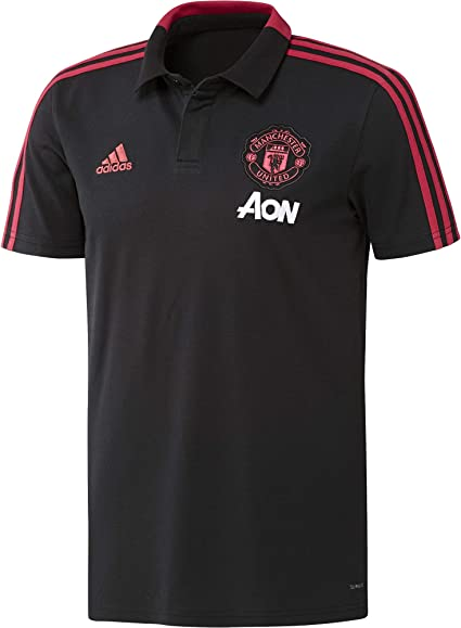 adidas Manchester United FC Condivo Polo à Manches Courtes Homme