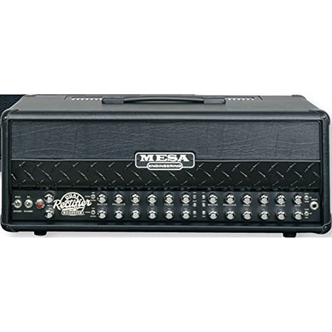 Mesa Boogie Rectifier TETE ROADSTER 50/100W: Amazon.es ...