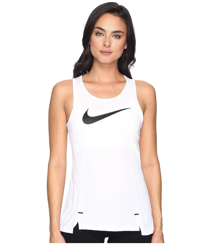 [ナイキ] Nike レディース Dry Elite Basketball Tank トップス [並行輸入品] B01N5XK1I9 Large|White/White/White/Black White/White/White/Black Large