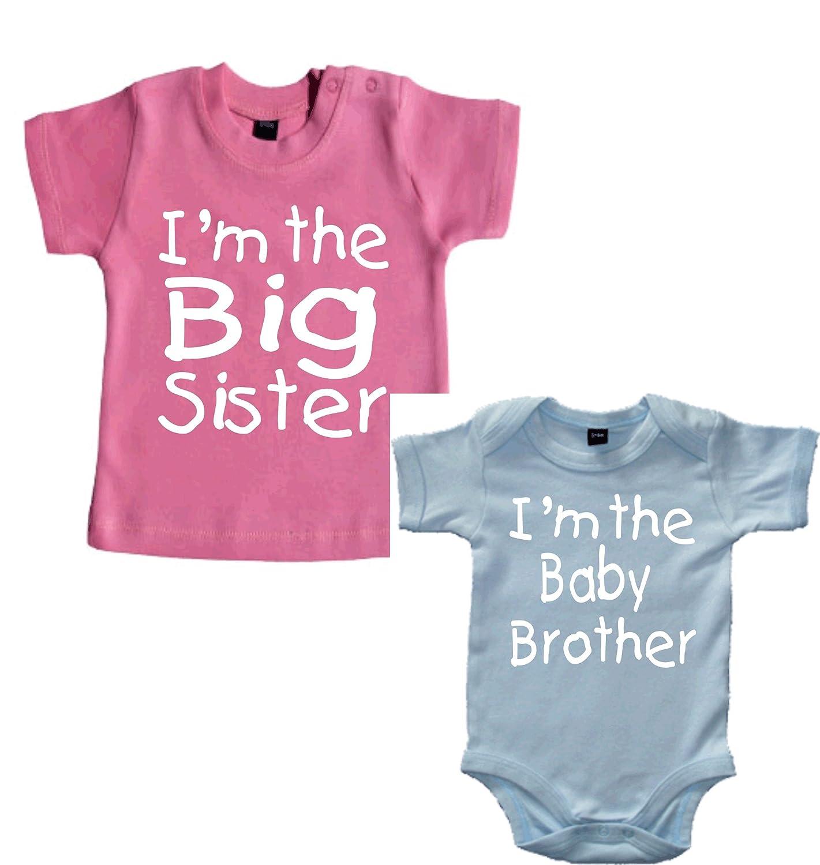 Edward Sinclair Big Brother Again Boys T-Shirt