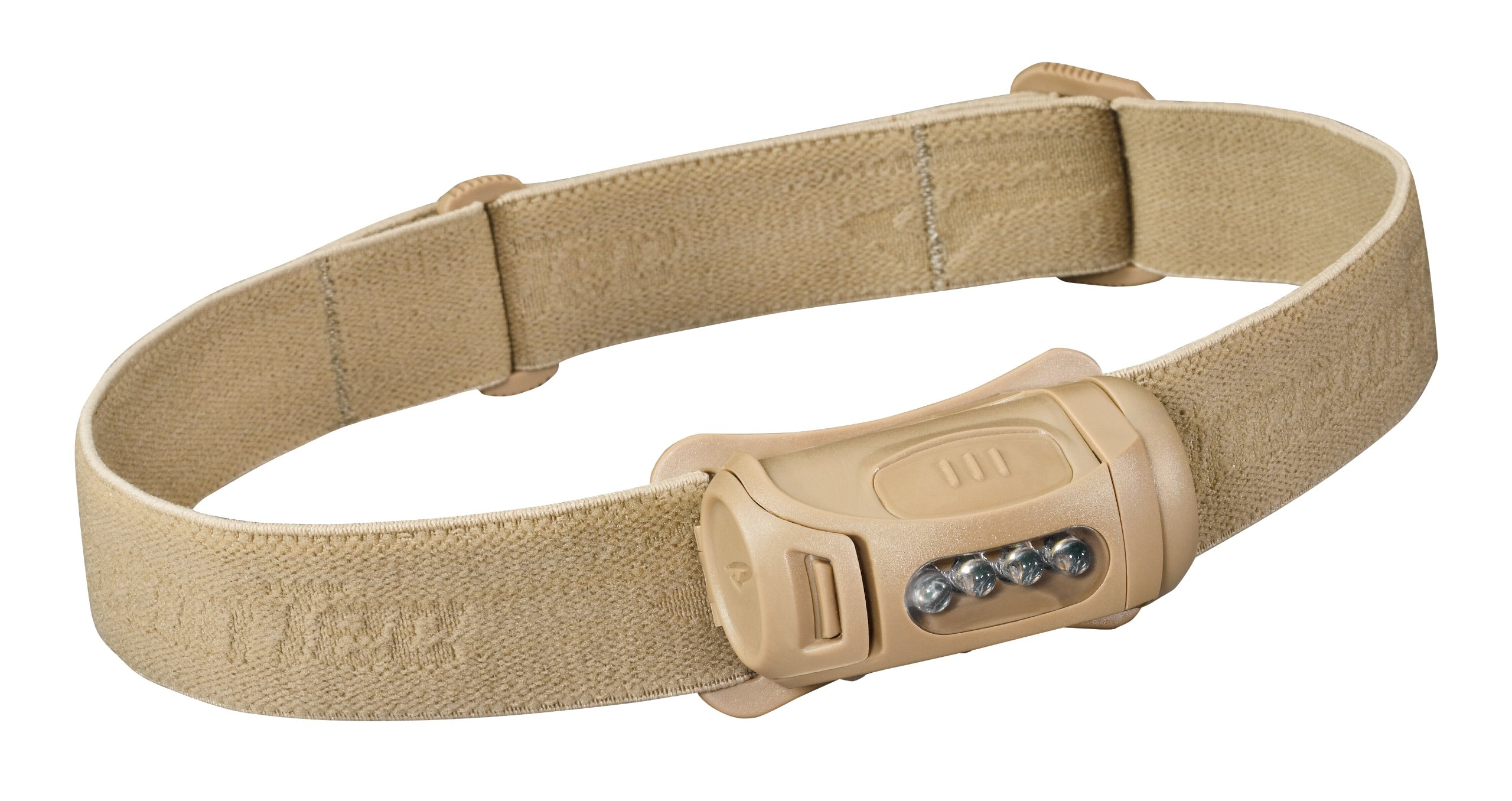 Princeton Tec Fred Headlamp (45 Lumens, Tan) by Princeton Tec