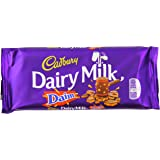 Cadbury Dairy Milk with Daim Chocolate Bar, 120g