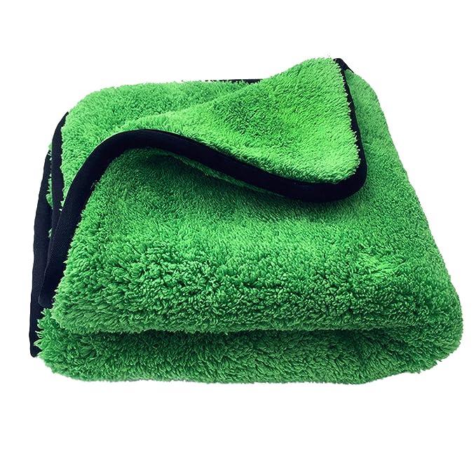 - Hydro Hoover XL | Toalla de secado profesional para autos de peluche de grado 1200GSM | 50x70cm: Amazon.es: Coche y moto