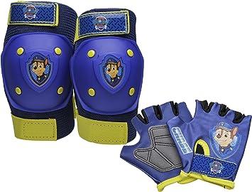 Amazon.com: Bell Paw Patrol Skye Pad & Glove Set: Sports ...