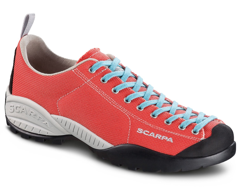 Scarpa Schuhe Mojito Fresh  38.5 EU|coral-mineral blue