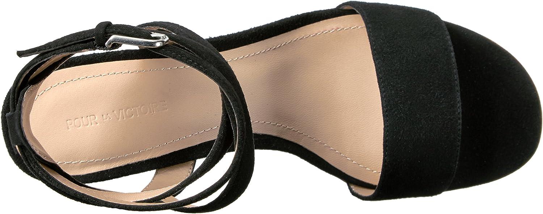 Pour La Victoire Womens Amana Dress Sandal