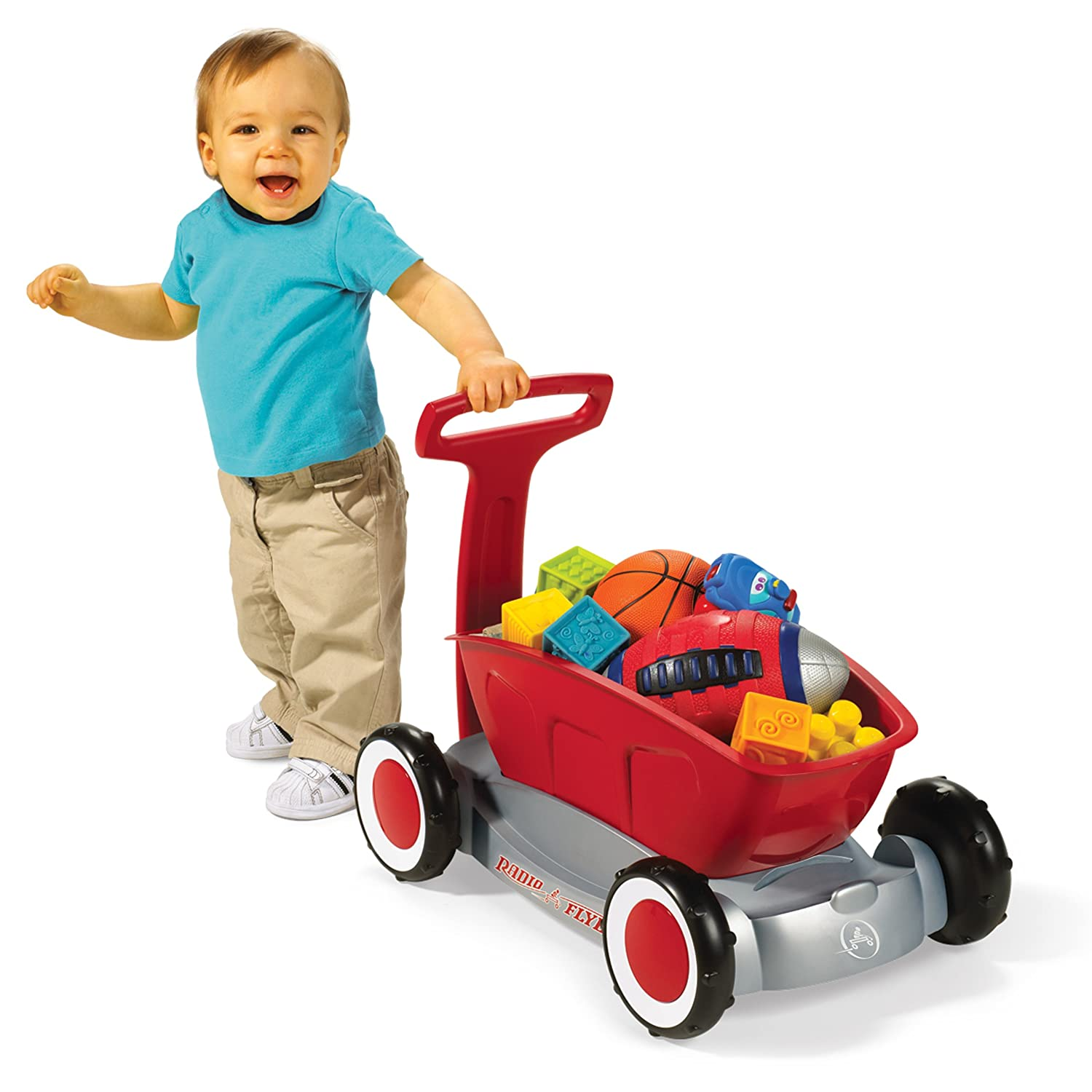 Amazon Radio Flyer 3 in 1 Walker Wagon Toys & Games