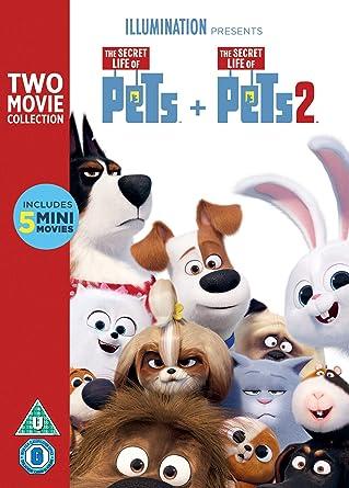 The Secret Life Of Pets 2 Box Set Dvd 2019 Amazon Co Uk Dvd Blu Ray