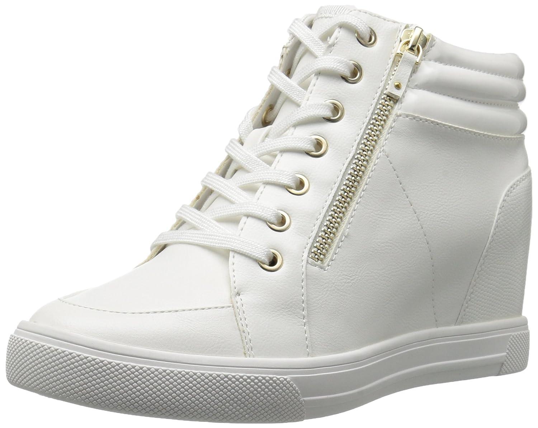 3cfd98d018 Amazon.com | ALDO Women's Kaia Fashion Sneaker, White, 6.5 B US | Fashion  Sneakers
