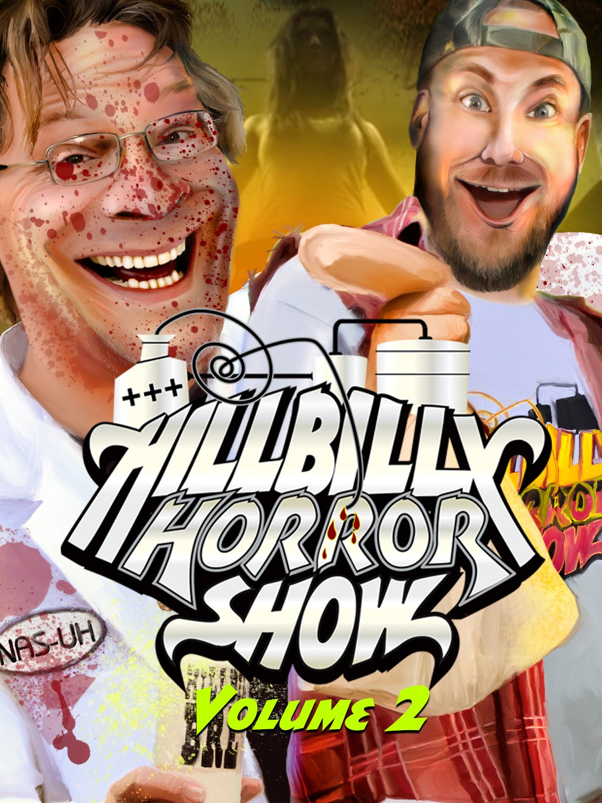 Hillbilly Horror Show Volume 2 on Amazon Prime Video UK