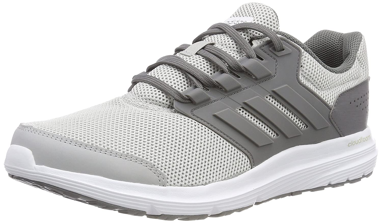 Adidas Galaxy 4, Zapatillas de Running para Mujer 42 2/3 EU|Gris (Grey Two F17/Grey Four F17/Matte Silver)
