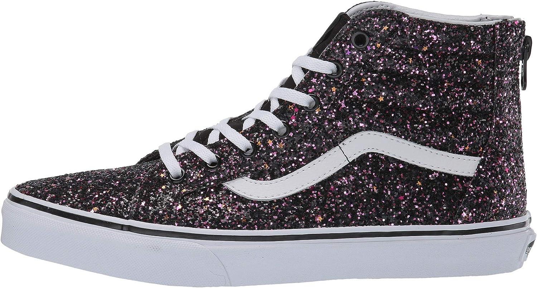 Vans KIDS SK8-HI ZIP GLITTER STARS Shoe