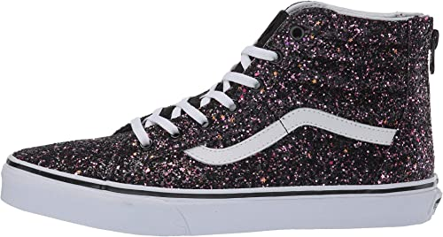 | Vans Kids Girl's Sk8 Hi Zip (Little KidBig Kid