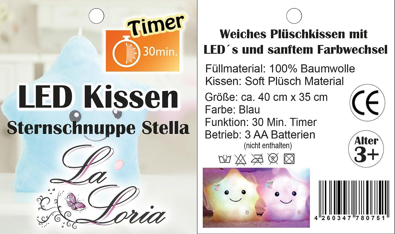 La Loria LED cojines