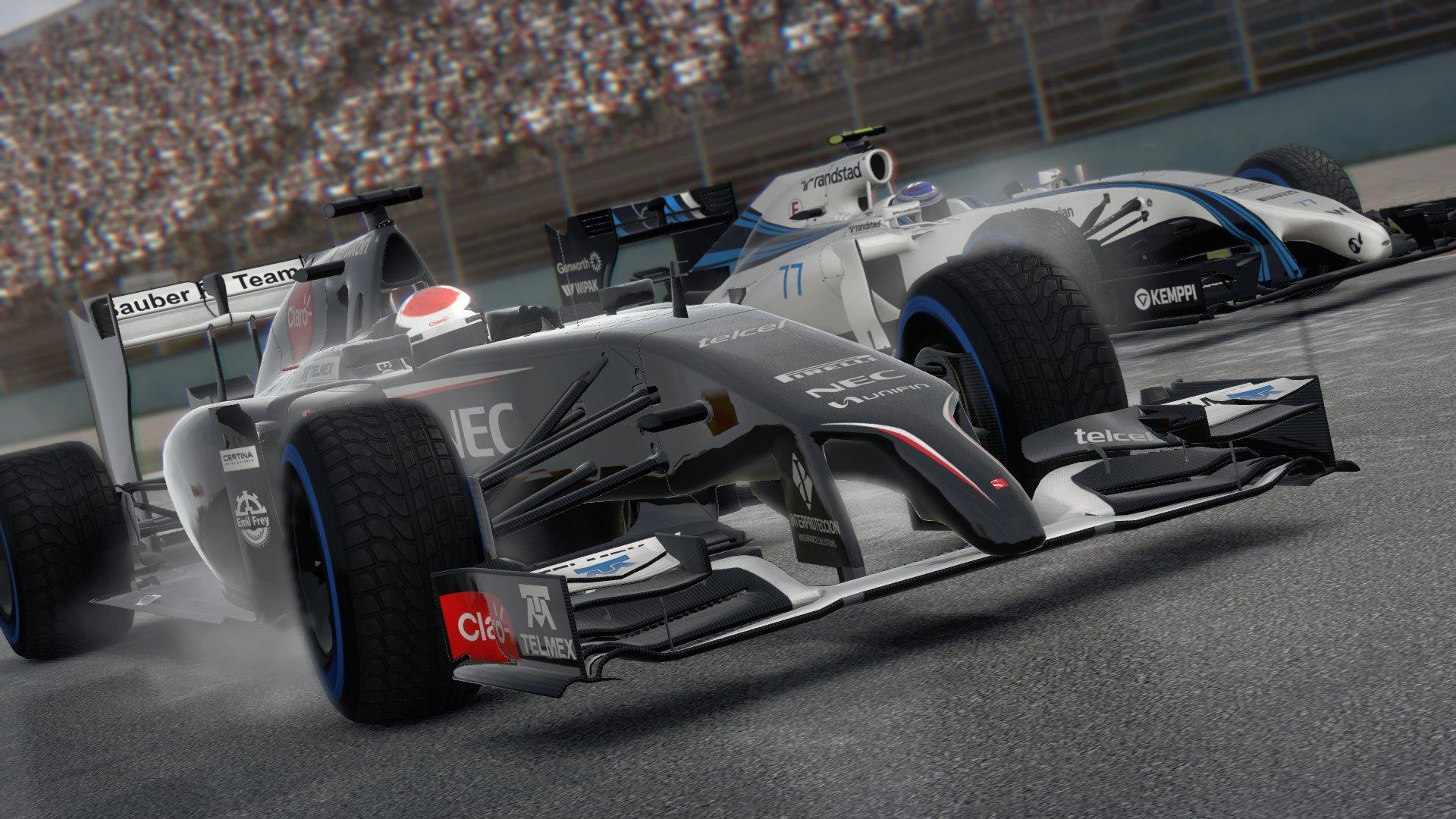 F1 2014 (Formula 1) - PlayStation 3 by Bandai (Image #19)