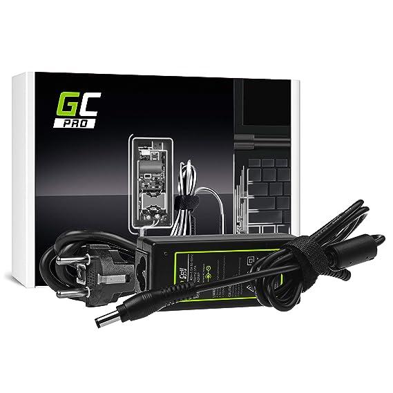 GC Pro Cargador para Portátil Toshiba Satellite C50D C75D C670D C870D U940 U945 Portege Z830 Z930 Ordenador Adaptador de Corriente (19V 2.37A 45W)