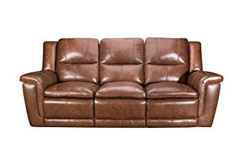 Kerrville Leather Power Reclining Sofa