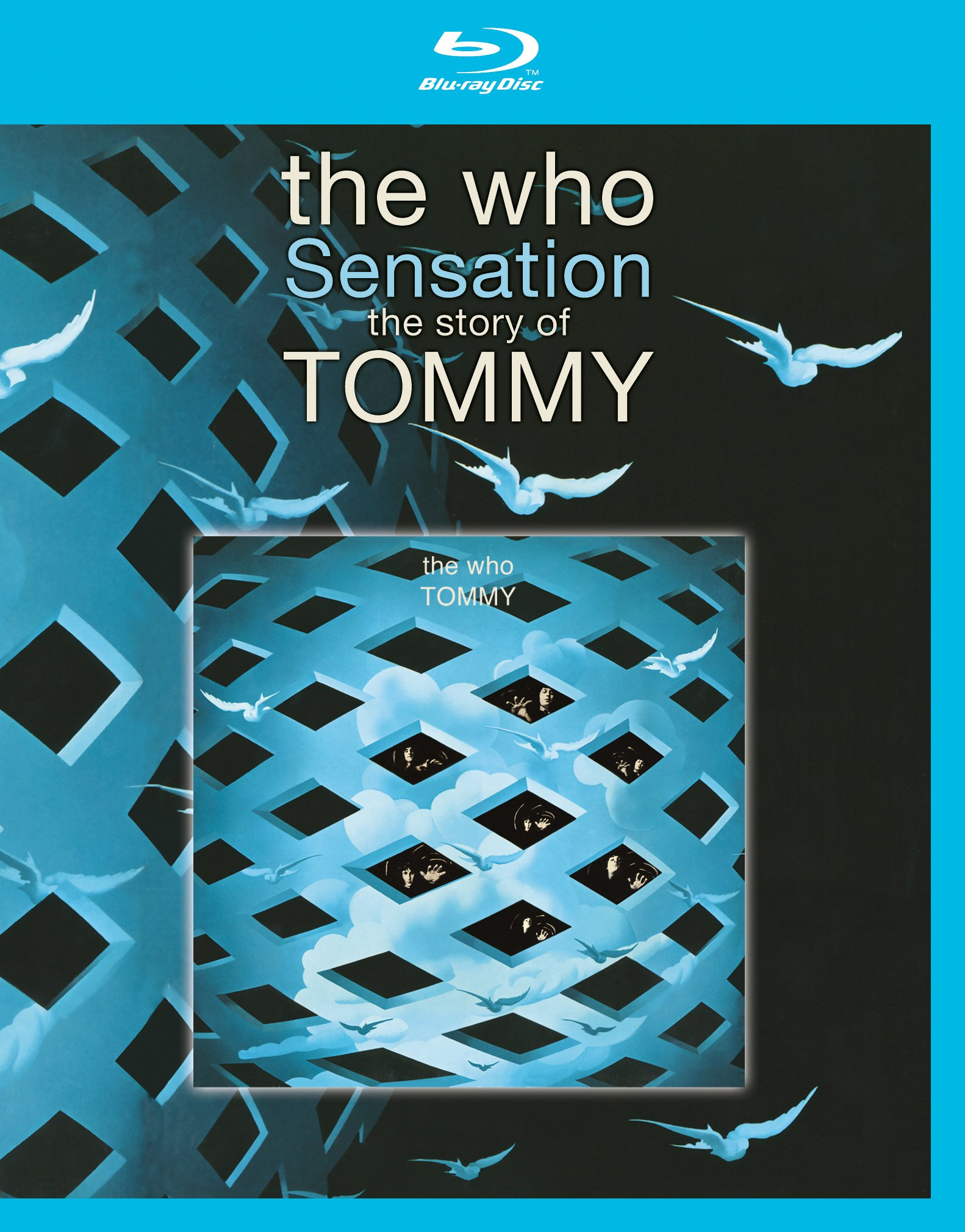 Blu-ray : The Who - Sensation: The Story of the Who's Tommy (NTSC Format)