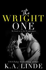 The Wright One (Wright Love Duet Book 2) Kindle Edition