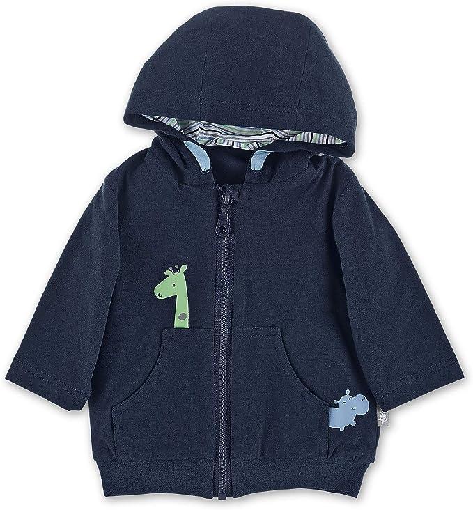 Jungen Kapuzenjacke mit Sherpa-Futter Simple Joys by Carters Baby