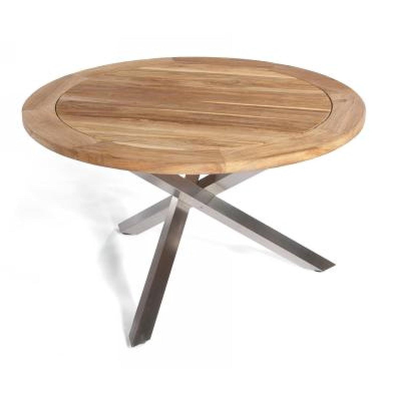 Tisch Spectra rund