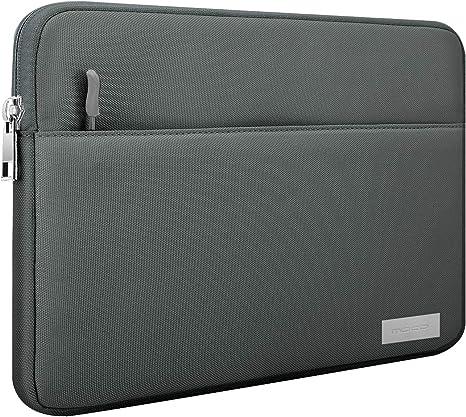 MoKo 11 Inch Tablet Sleeve Case Fits iPad Pro 11 2020//2018 iPad 9.7 Galaxy Tab 10.1 Polyester Bag iPad 7th Generation 10.2 Fit Apple Smart Keyboard Wine Red iPad Air 3 10.5 Surface Go 2 10.5