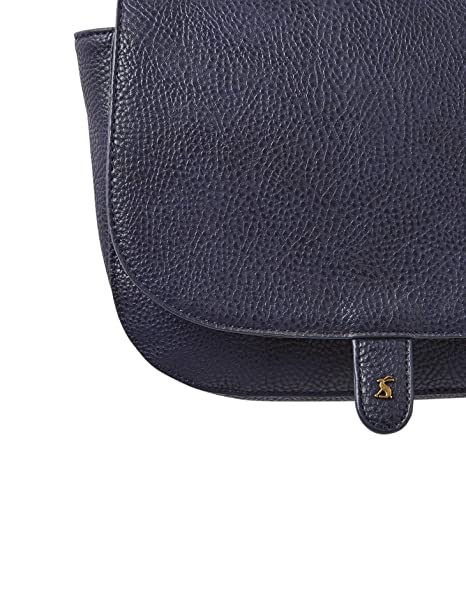 Joules Womens Kelby Bright Saddle Bag ONE in FRENCH NAVY in One Size Kleding en accessoires