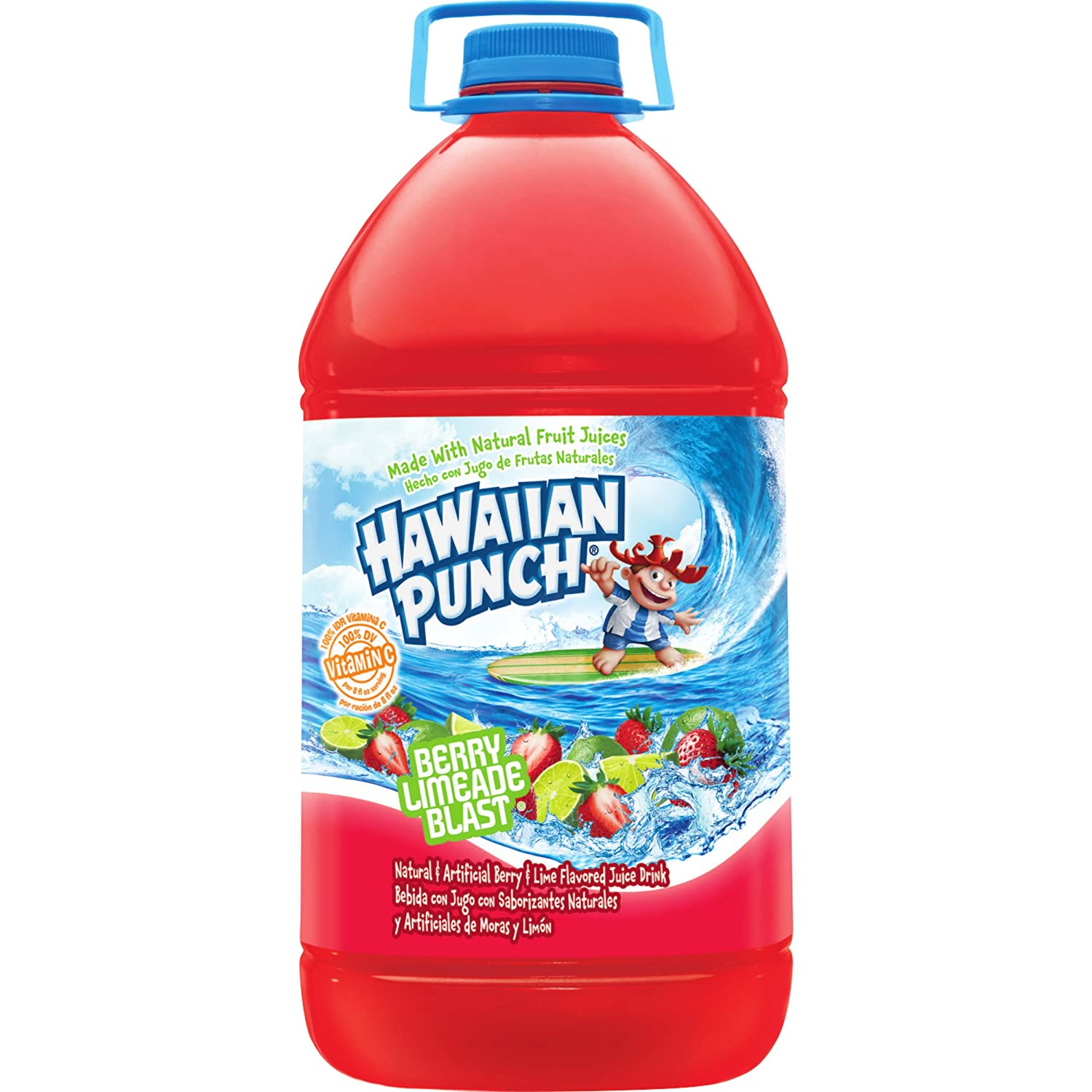 Hawaiian Punch Lemon Lime Splash