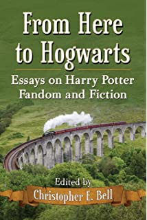 Amazoncom Playing Harry Potter Essays And Interviews On Fandom  From Here To Hogwarts Essays On Harry Potter Fandom And Fiction Sample Of English Essay also Persuasive Essay Example High School  Essays About High School