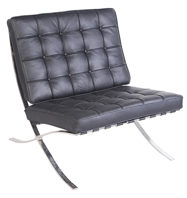 Amazon MLF Pavilion Chair 5 Colors Italian Leather High