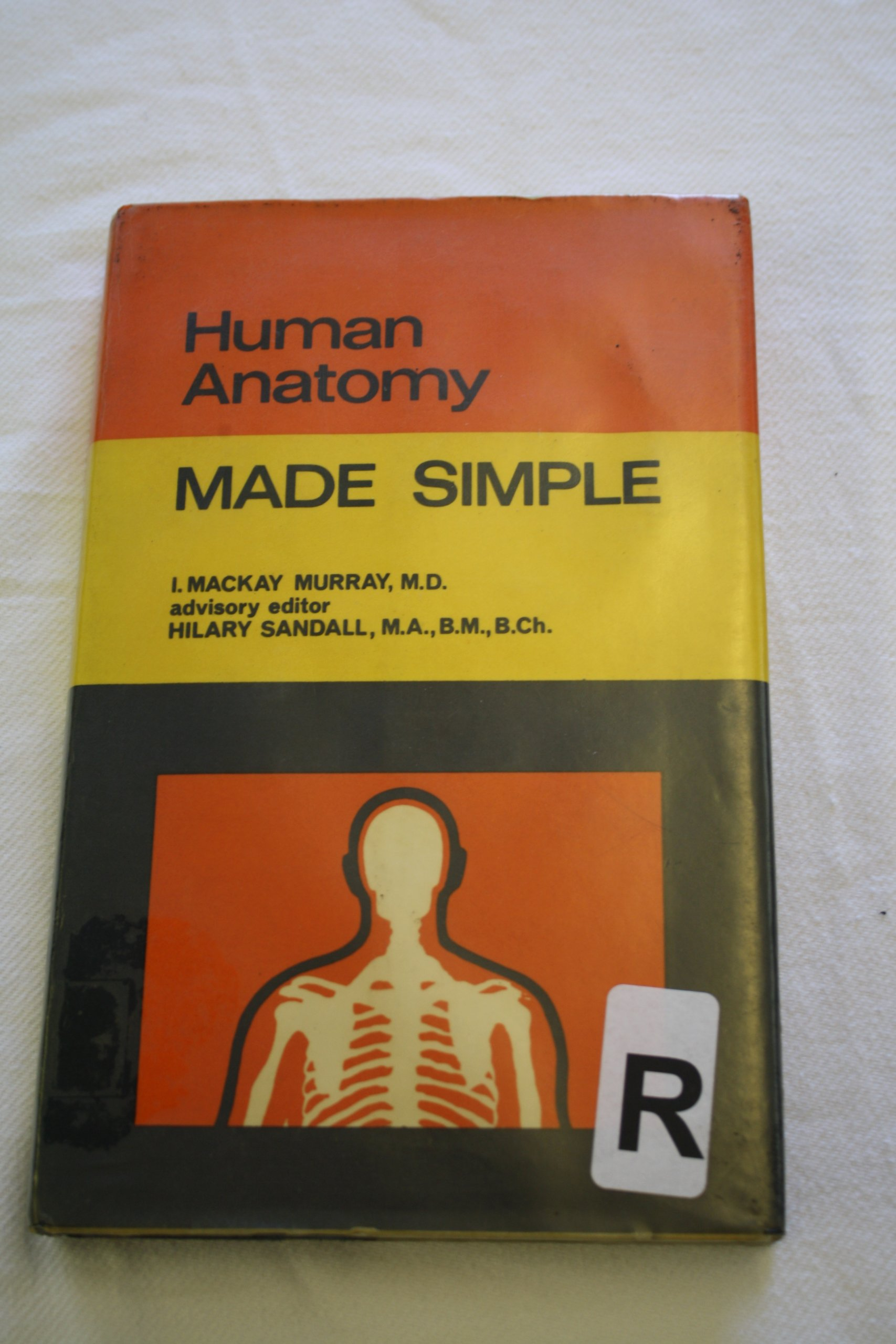 Buy Human Anatomy (Made Simple Books) Book Online at Low Prices in ...