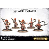 "Games Workshop 99120205016"" Fyreslayers Hearthguard Plastic Kit"