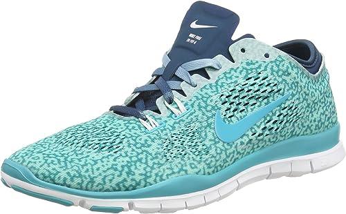Nike Free 5.0 TR Fit 4 Print Damen Fitnesssschuhe