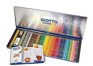 Giotto 237500 - Supermina Scatola di Metallo da 50 Pezzi  Amazon.it ... ca8859472e7