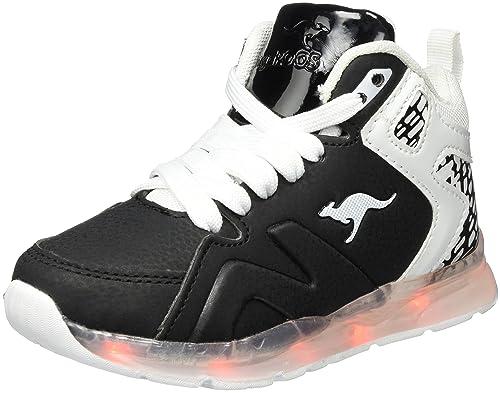 KangaROOS K-Lev VIII Hi, Zapatillas Altas Unisex niños: Amazon.es: Zapatos y complementos