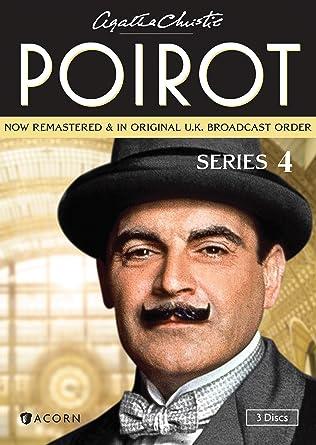 agatha christie poirot  : Agatha Christie's Poirot, Series 4: David Suchet, Hugh ...